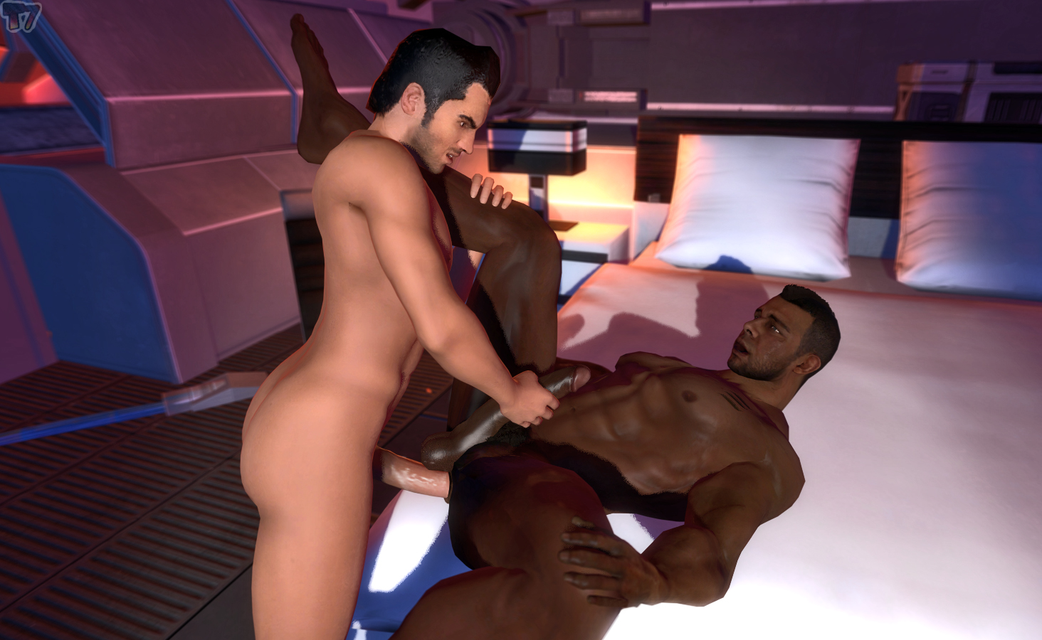 Mass effect 3 pc shaved nude mode porn scene