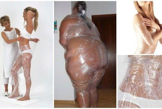 Обертывание в домашних условиях для похудения боков