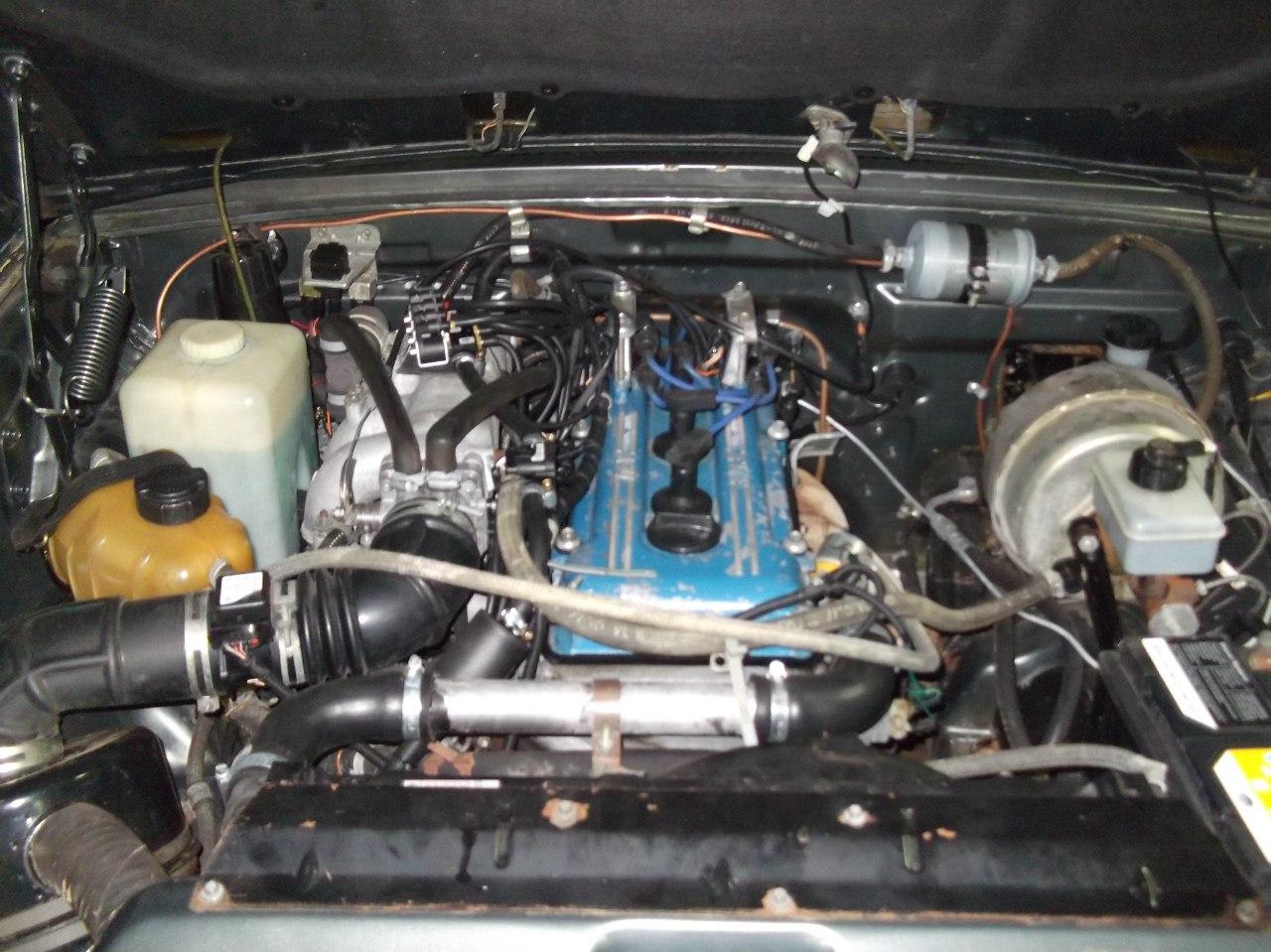 Ремонт двигатель газ 3110