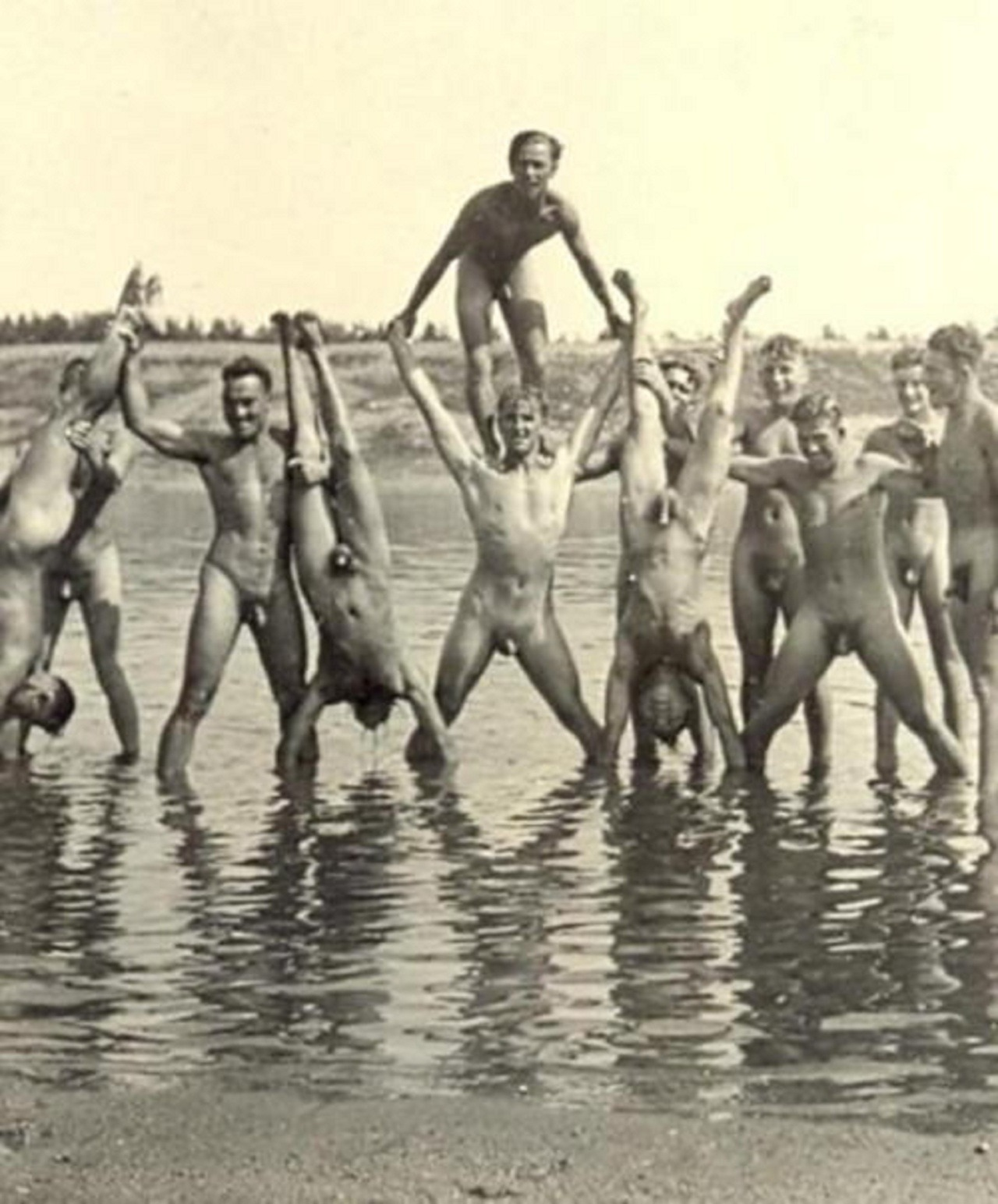 World war 11 men nude nude picture