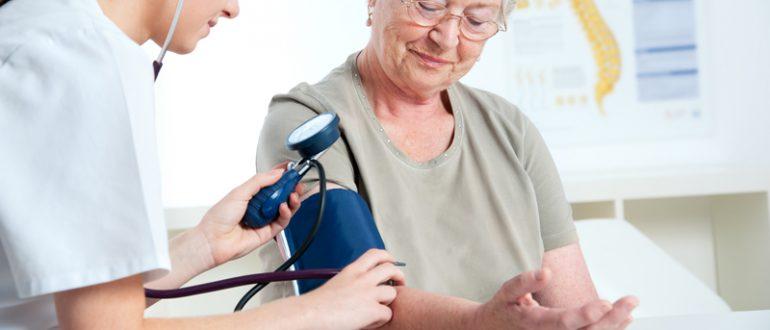 Как и чем лечить гипертонию у людей зрелого возраста?