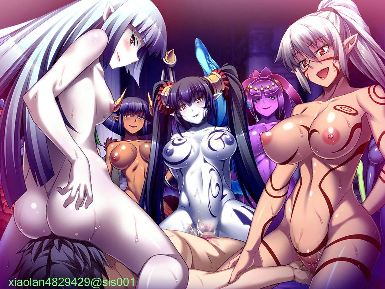 Anime female demon sex nackt picture