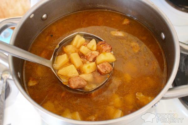 Картошка в кастрюлеы с фото