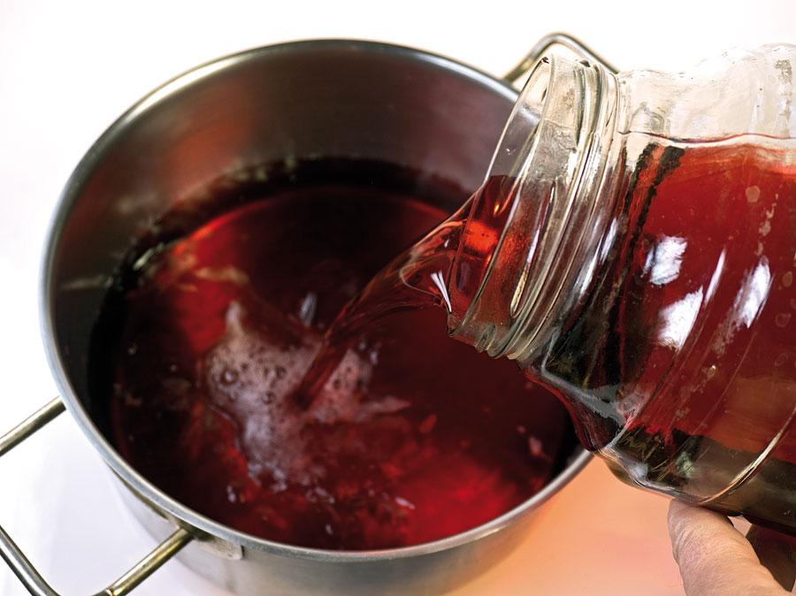 Рецепты вина из смородины черной в домашних условиях