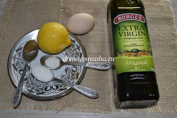 Майонез с оливкового масла в домашних условиях