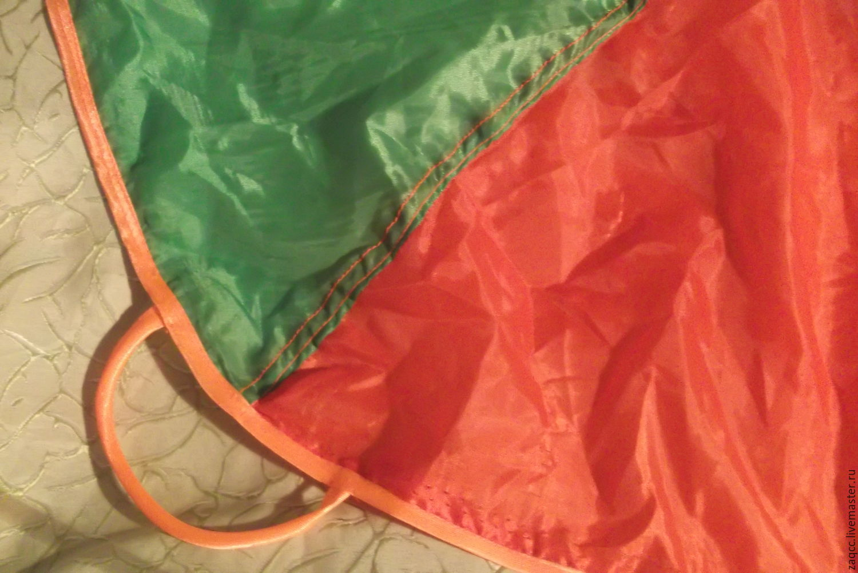 Вязание ковров из пряжи спагетти 13
