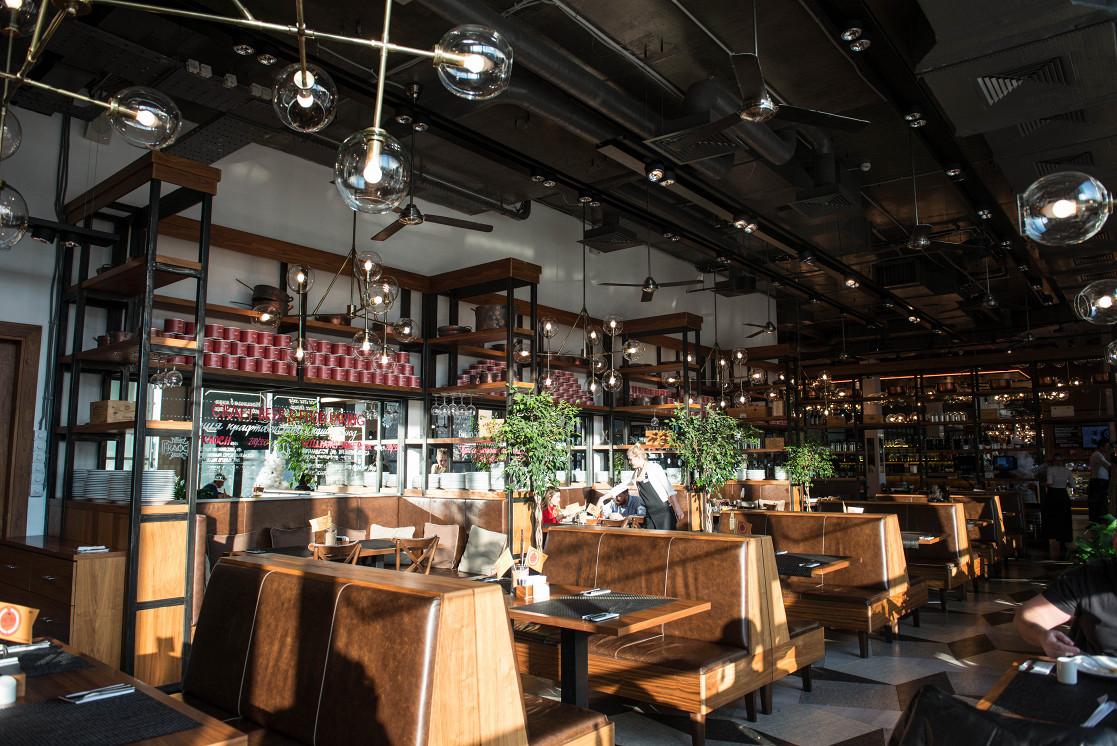 Ресторан Black Market - фотография 2