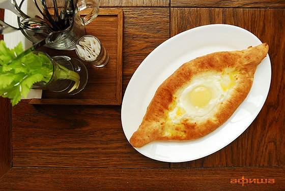 Ресторан Хачапури & Хинкали на Площади Восстания