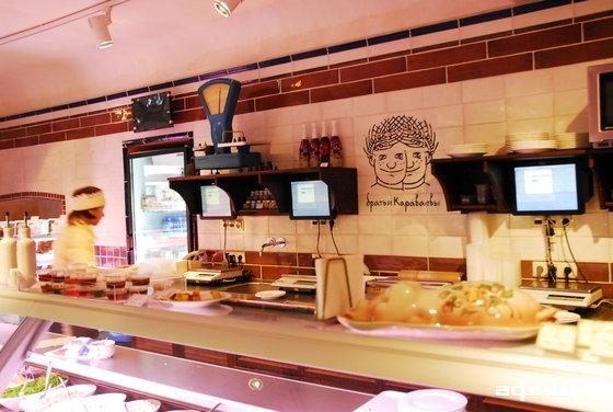 Ресторан Братья Караваевы - фотография 10