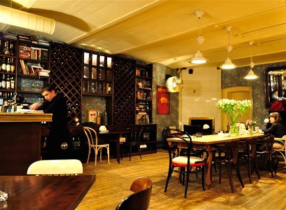 Ресторан Delicatessen - фотография 21