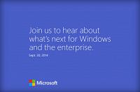 Презентация Windows 9 состоится 30 сентября