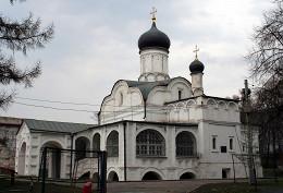 Реставрацию храма Святой Анны на Варварке завершат в 2016 году