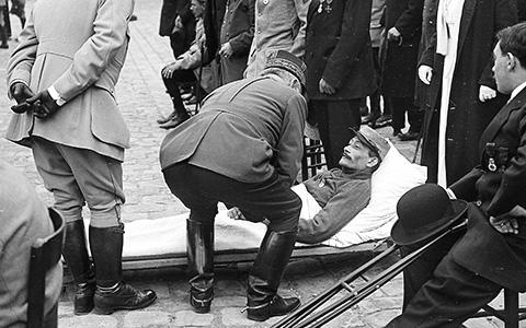«До свидания там, наверху» Пьера Леметра: мертвые души Первой мировой