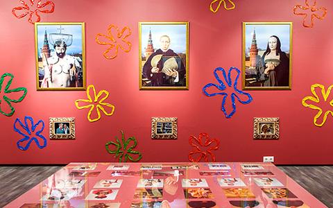 Мамышев-Монро в ММСИ: экскурсия куратора по выставке