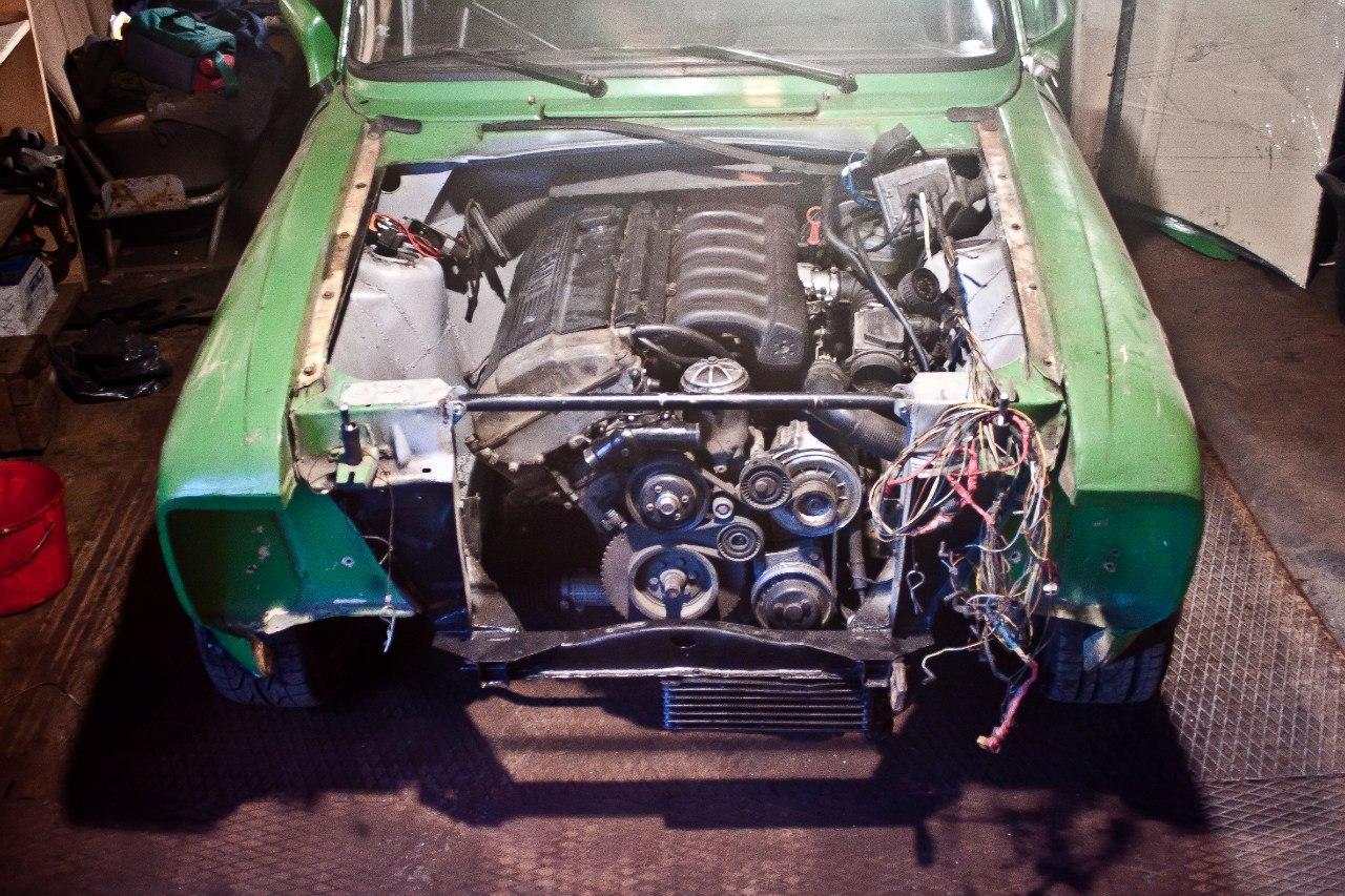 Ремонт двигателя москвича 412 своими руками 603