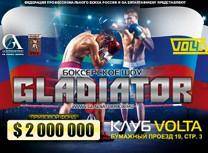 Боксерское шоу Gladiator