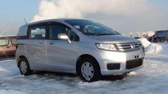 Купить Хонда Фрид Спайк 2011 г в Лангепасе, Автомобиль в