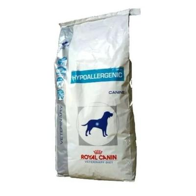 Корм для собак гипоаллергенный корм royal canin