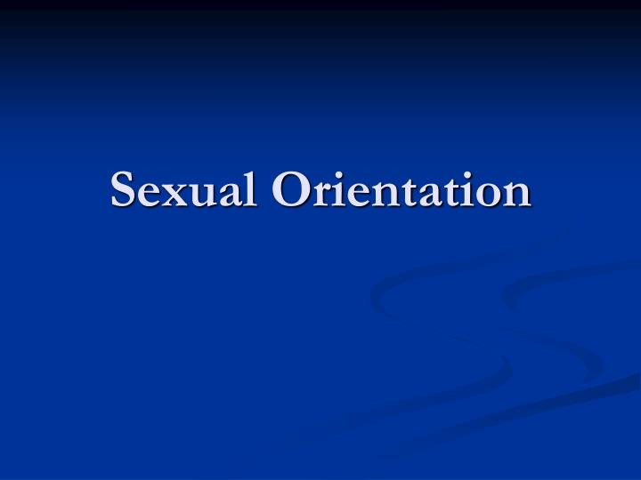 sexual orientation victimization essay Further, previous trauma related to coming out or sexual orientation-based harassment may change the way they see and experience sexual victimization queer survivors may have already had bad experiences with service providers that pose an additional barrier to effectively supporting them.