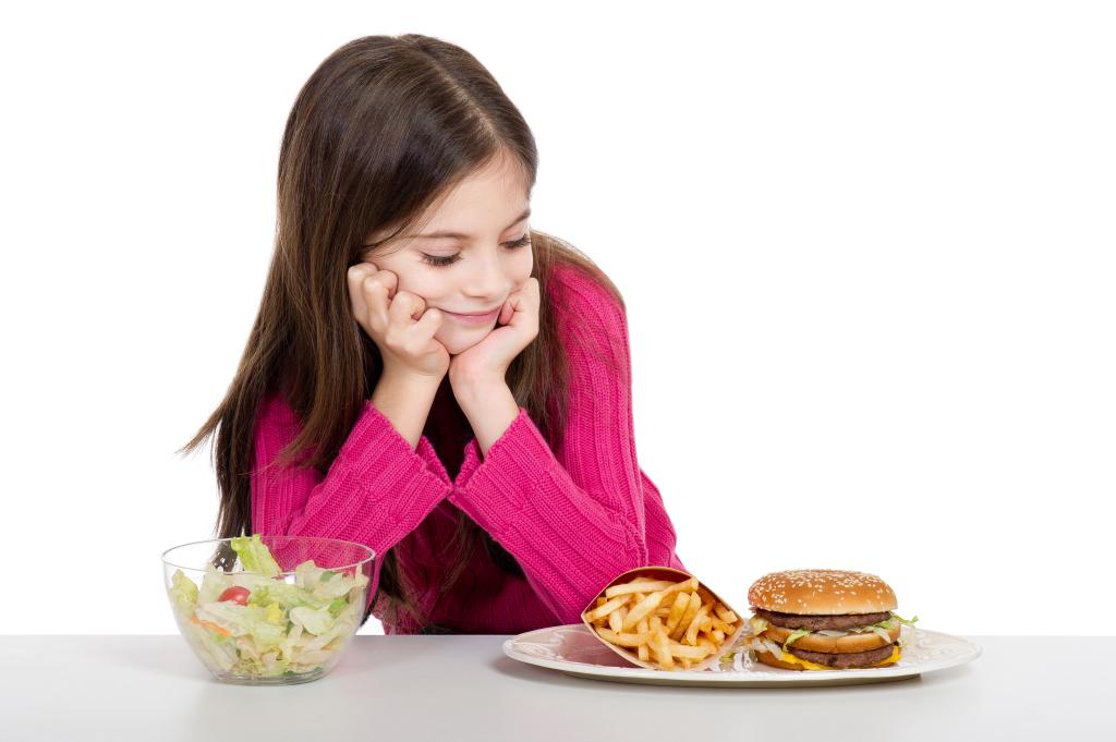 Быстрая диета для девочек подростков