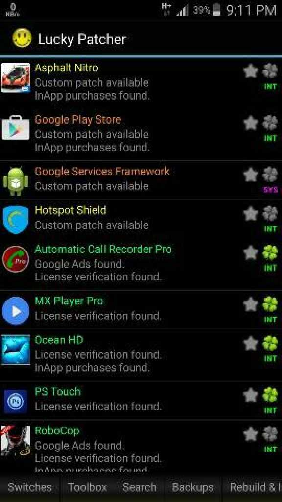 Lucky Patcher Original Apk - Download V724 For