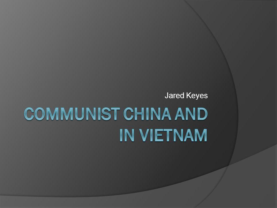 Vietnam thesis statement