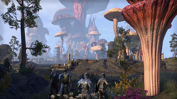 The Elder Scrolls Online: Tamriel Unlimited (Microsoft