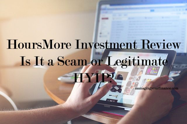 What is hyip investment journals