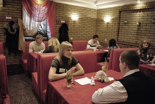 Speed dating moscow