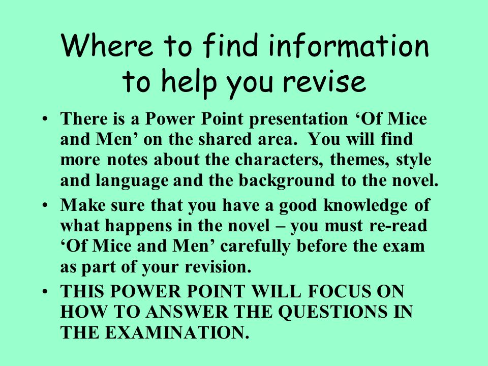 Buy Of Mice And Men Gcse Essay Questions  Business Plan Writers Fort Lauderdale also High School Narrative Essay Examples  Business Plan Essay