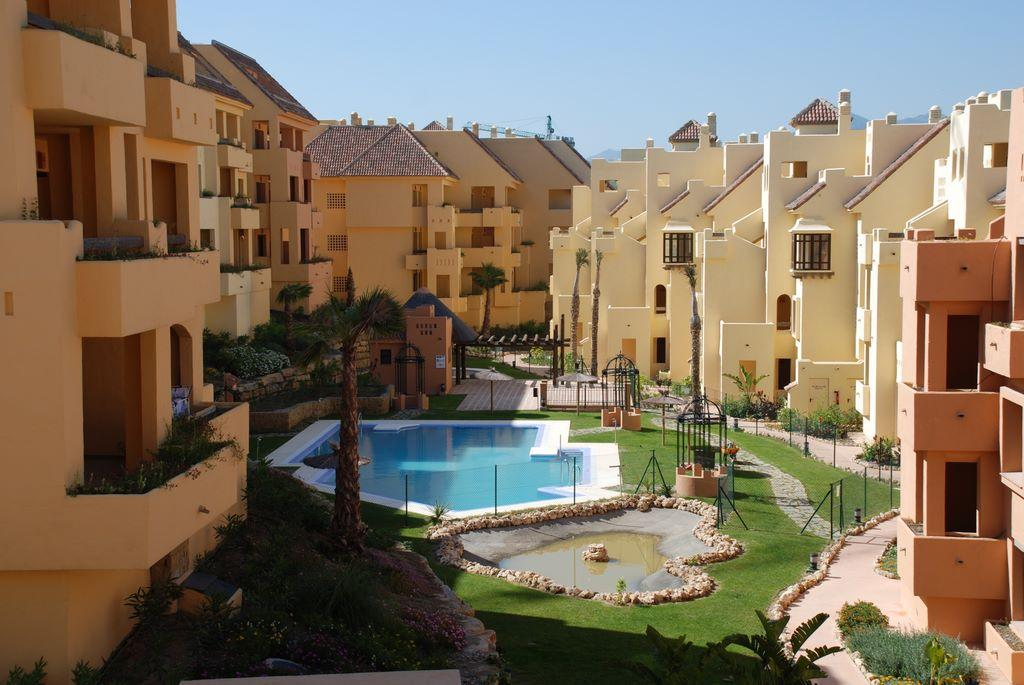 Недвижимость в деревушках испании