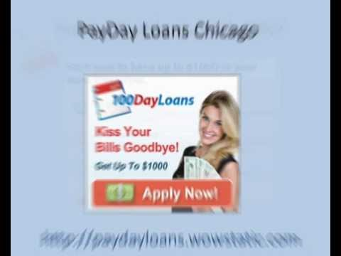 Chicago payday loans