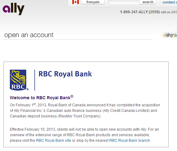 Rbc bank usa mailing address means