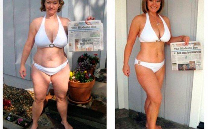 Как похудеть без диеты и убрать живот после 50 лет женщине