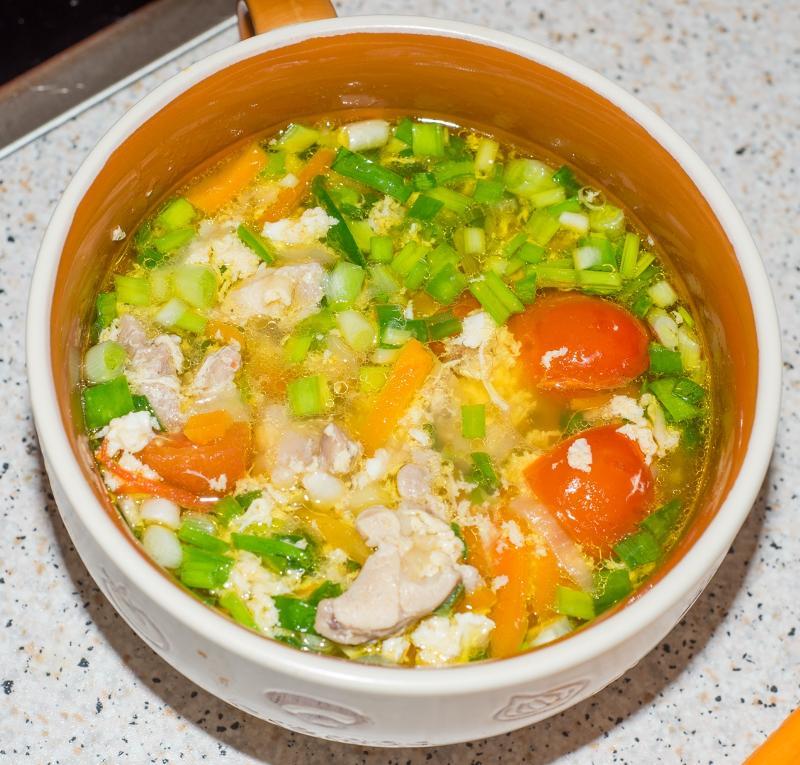 Диета быстрая суп