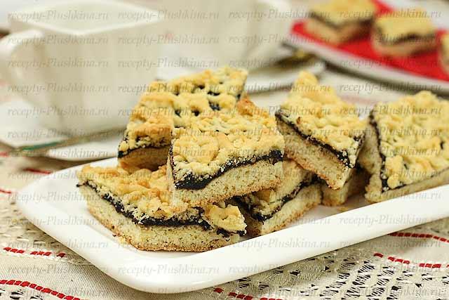 Венское печенье рецепт классический с фото
