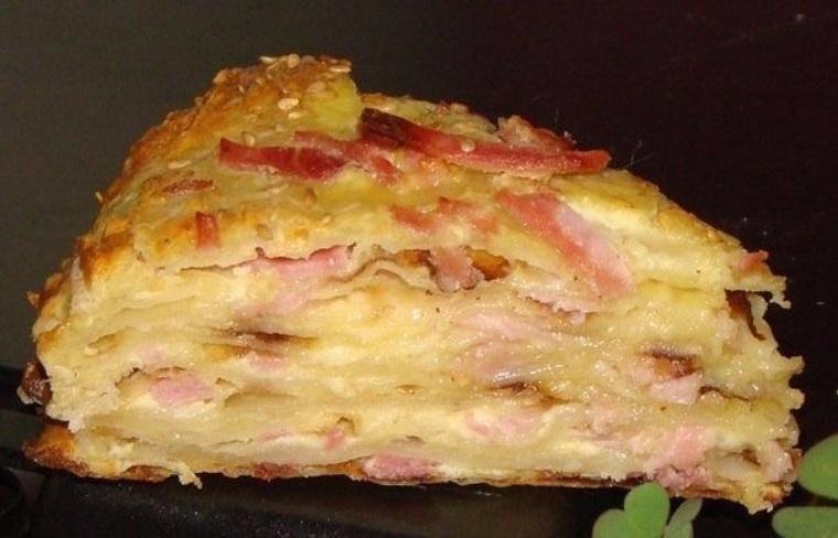 Рецепты с фото пирогов быстрого приготовления