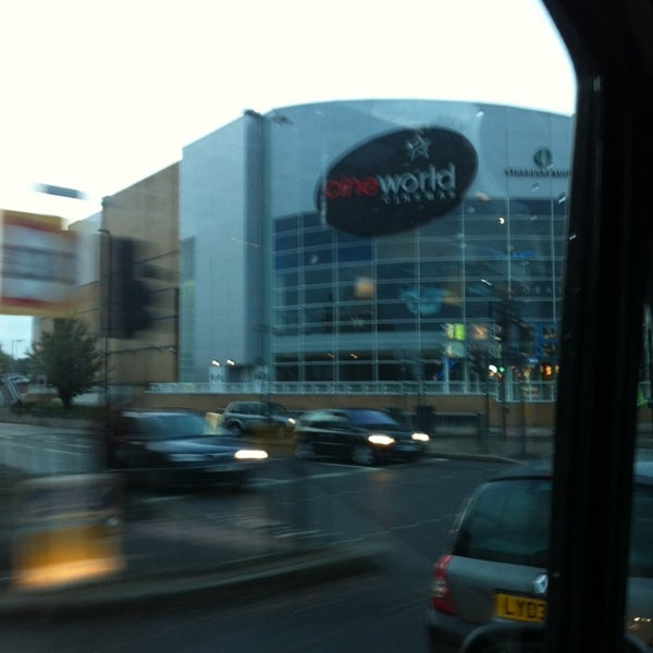 Cineworld - Enfield Ticket Price Information - The