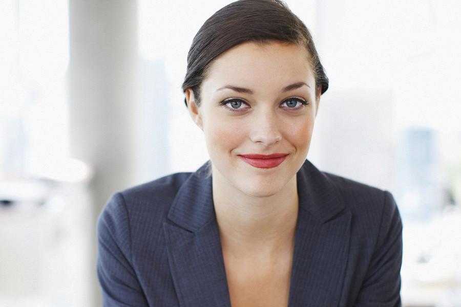 Знакомство с деловой женщиной
