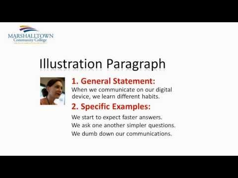 Example of illustration essays