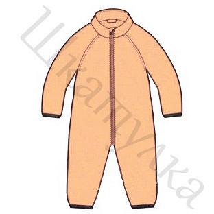 выкройки детской одежды 6 месяцев