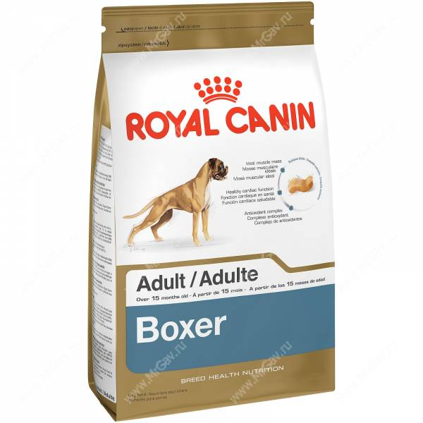 Hill or корм royal canin