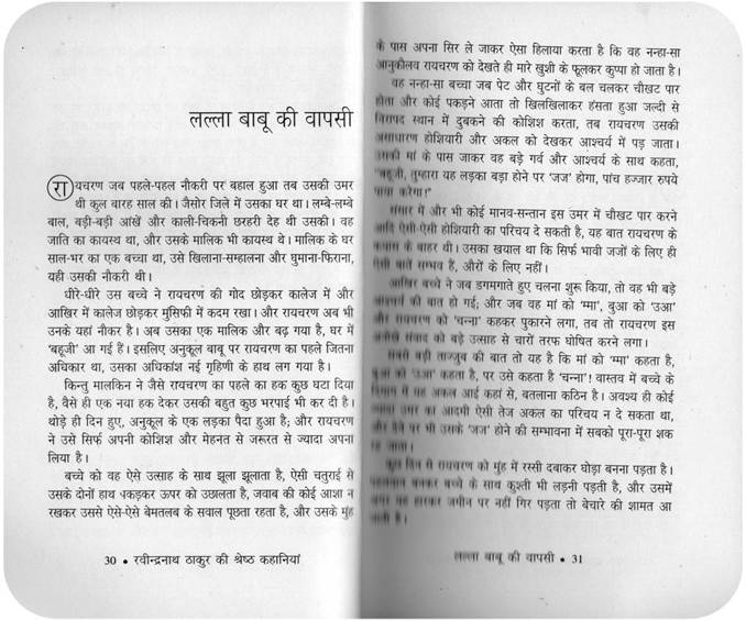 Essay On Life Of Rabindranath Tagore In Hindi