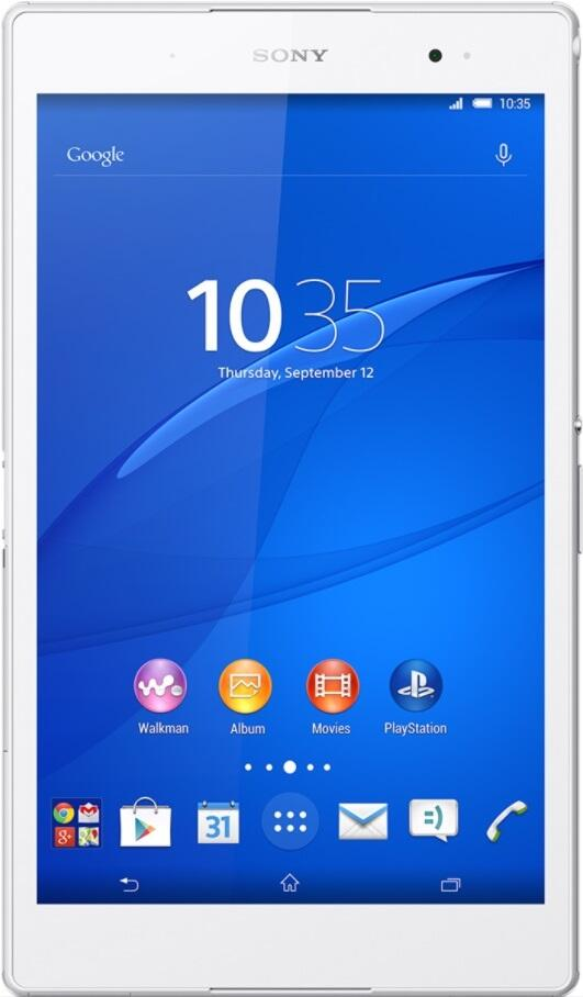 Sony Xperia Z3 Tablet Compact Manual User Guide