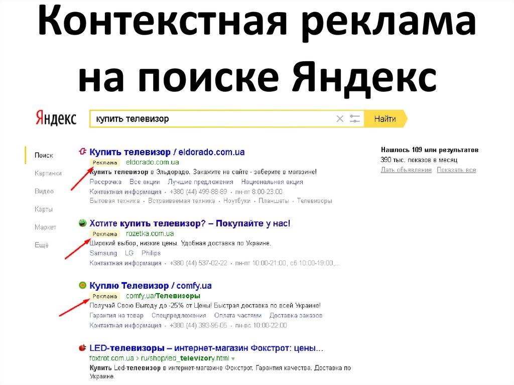 Дешевая контекстная реклама в яндексе