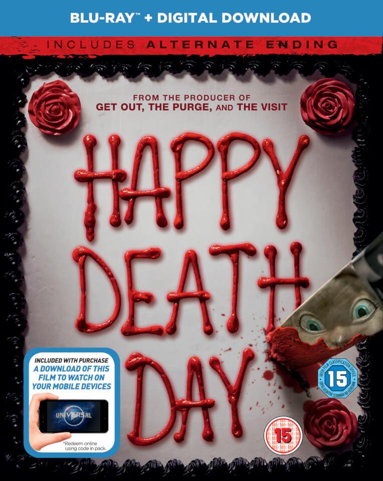 Happy Death Day (2017) Full Movie Download - Movie