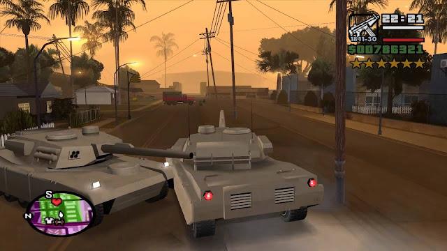 Rockstar Games: Grand Theft Auto San Andreas