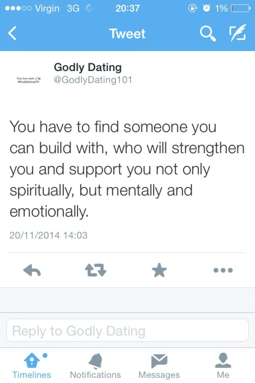 godly dating 101 instagram