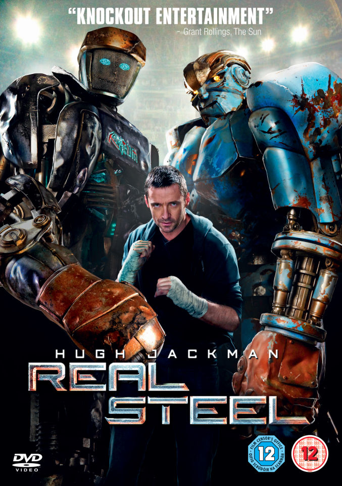 Real Steel 2011 - Download Free Movies Torrents
