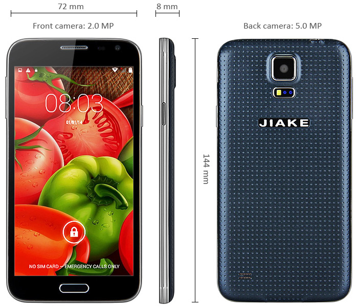 Jiake g900w rom download